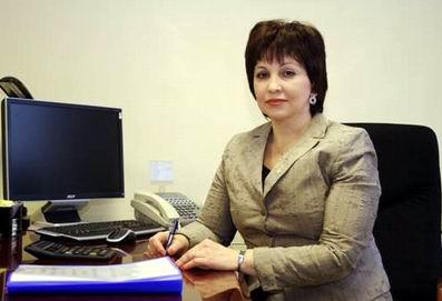 Щербина Вера Георгиевна